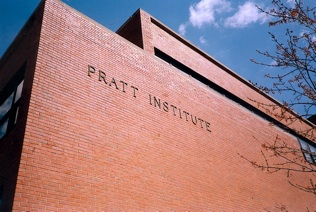 Pratt building sign