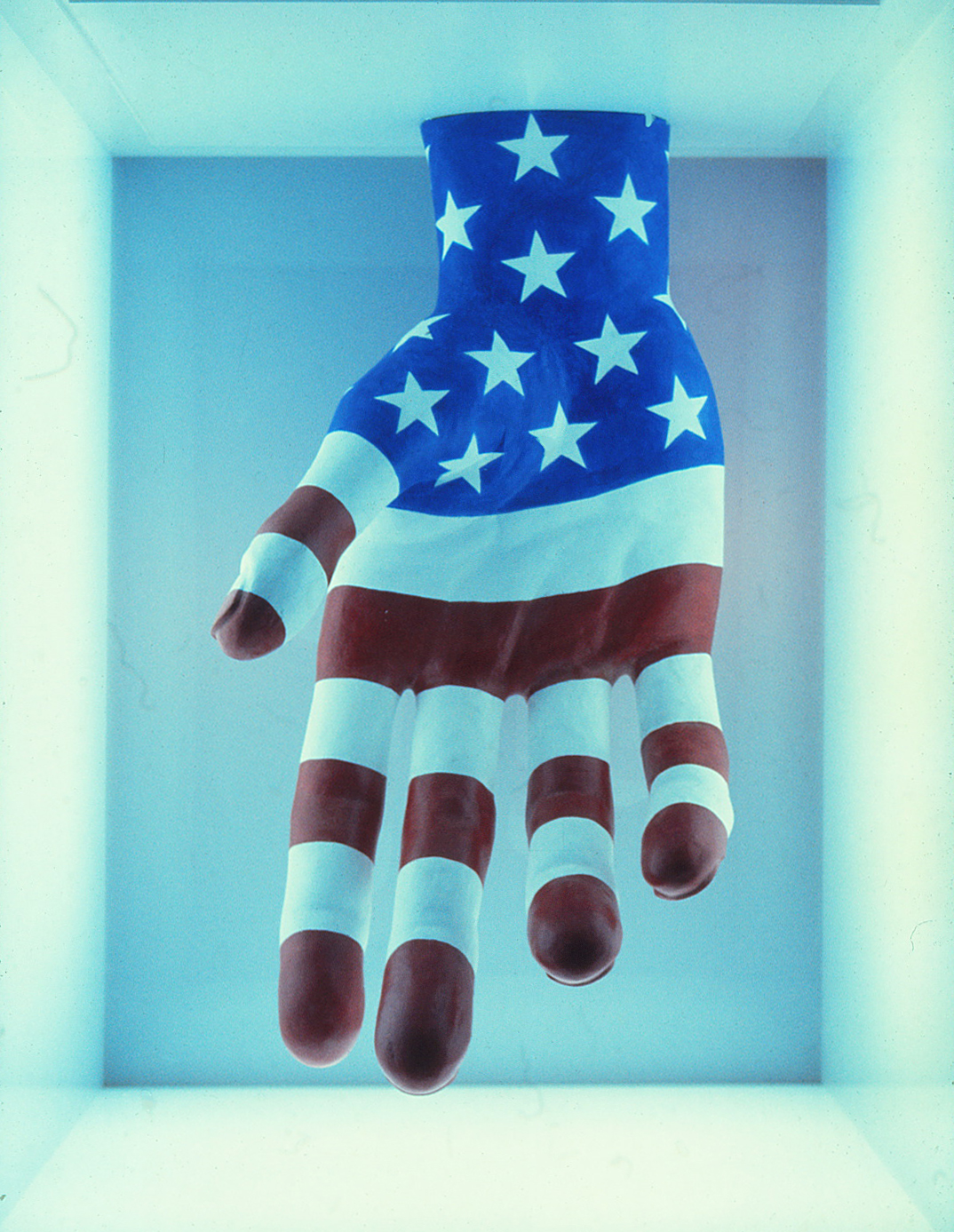 Stars and Stripes Hand