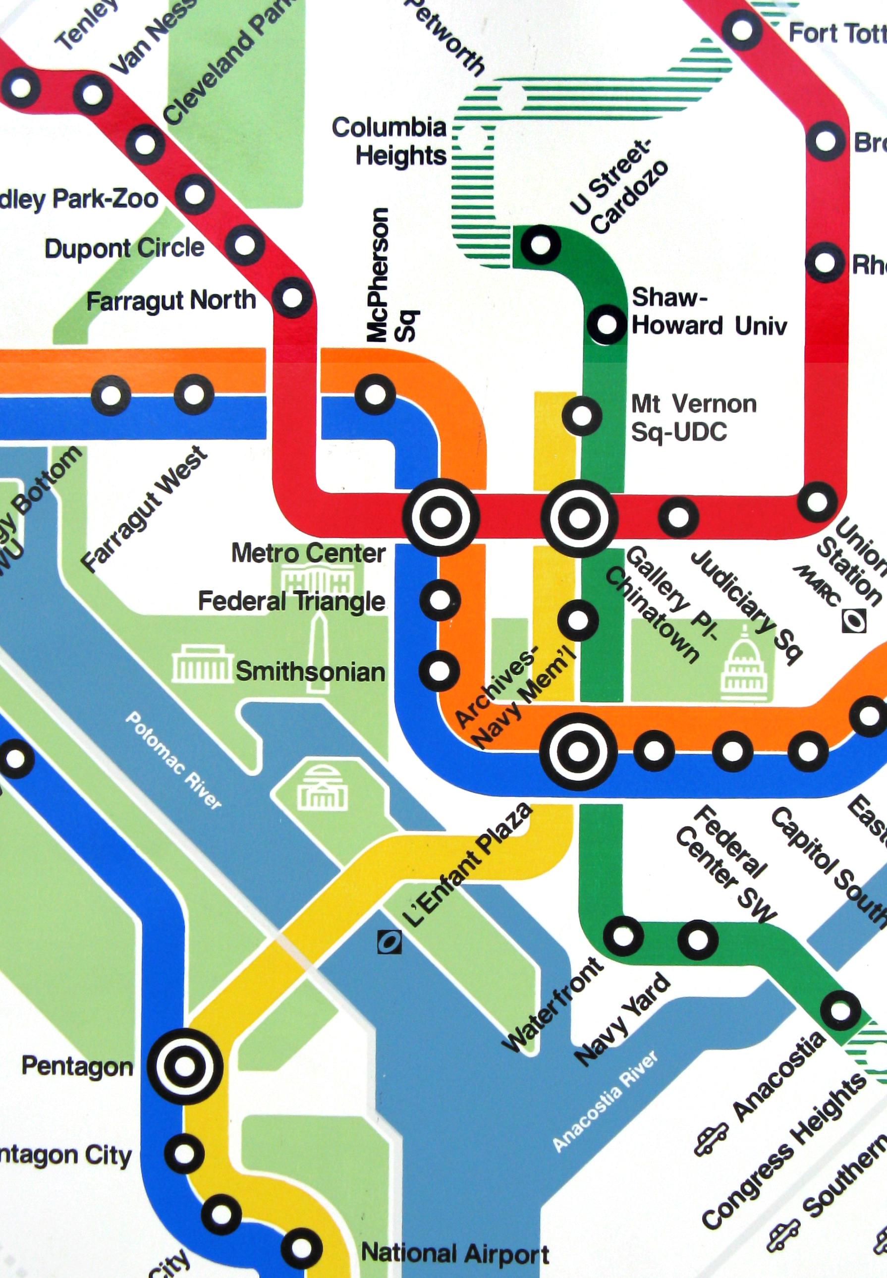 DC Metro Maps on map of the world's fair, map of the river system, map of the navy yard, map of the statue of liberty, map of bus system, map of the university campus, map of the harlem renaissance, map of the city, map of the supreme court, map of the tri-state area, map of the sewers,